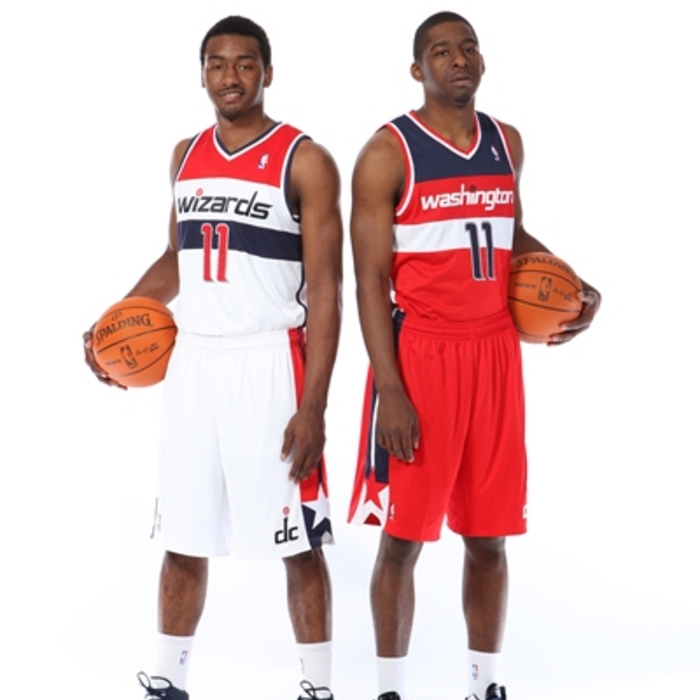 Wizards Unveil New Look