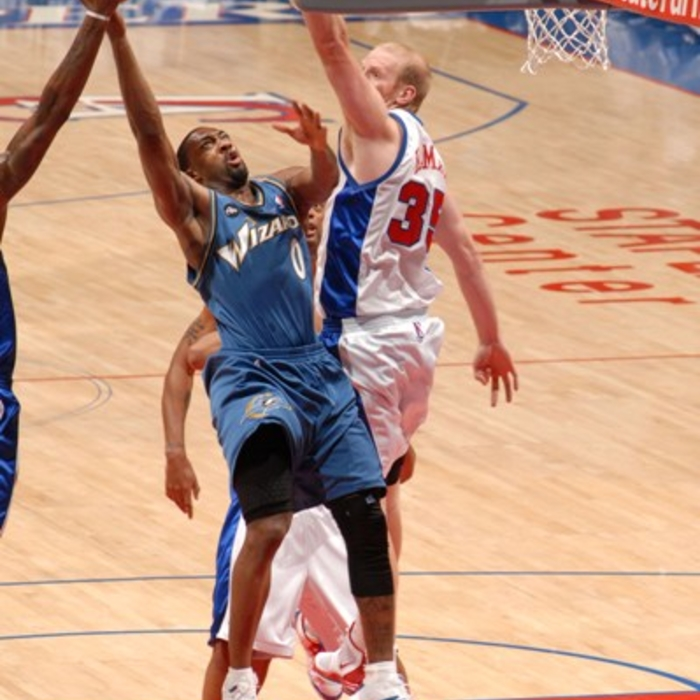 Shots of the Game: Wizards at Clippers