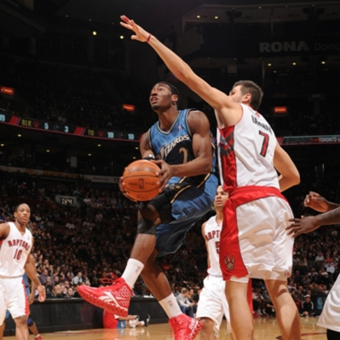 Shots of the Game: Wizards @ Raptors