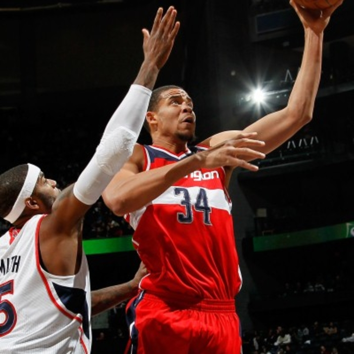 Shots of the Game: Wizards vs. Hawks
