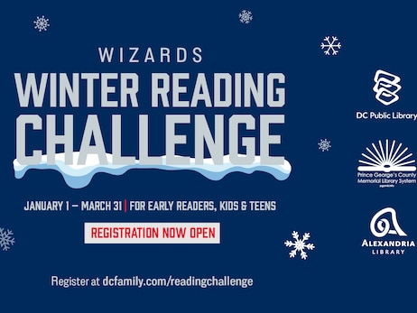 Wizards launch Winter Reading Challenge