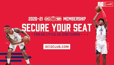 2020-21 DC12 Club Memberships Now On Sale
