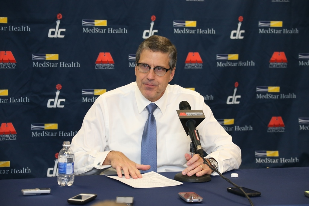 MedStar Health Becomes Official Medical Team Partner of the  Washington Capitals and Wizards